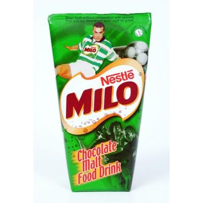 Nestle Milo Chocolate Malt Food Drink 110ml