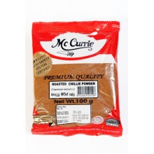Mc Currie Roasted Chilli Powder 100g