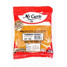 Mc Currie Turmeric Powder 100g