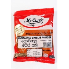 Mc Currie Unroasted Chilli Powder 100g