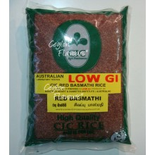 CIC Red Basmathi Rice (Low GI) 5Kg